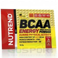 BCAA Nutrend BCAA Energy Mega Strong Powder (12.5 г)