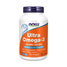 NOW Ultra Omega-3 / 180капс