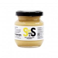 Soft & Sweet Паста арахисовая/110г/ медовая