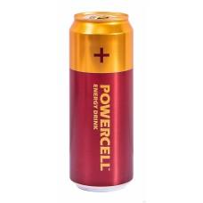 Powercell напиток б/а Powercell Cherry/ 0.45л/ вишня жб