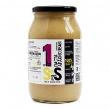 Soft & Sweet Паста арахисовая/1000г/ пряничная