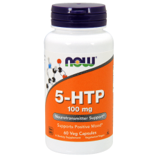 NOW 5-HTP 100мг / 60капс