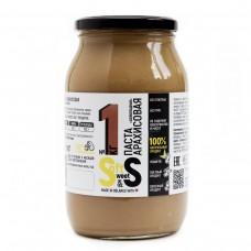 Soft & Sweet Паста арахисовая/1000г/ шоколадная