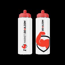 Do4a Lab Бутылка Питьевая / 1000мл / белая