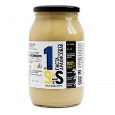 Soft & Sweet Паста арахисовая/1000г/ с кусочками арахиса