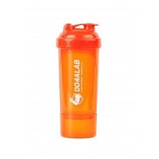 Do4a Lab Шейкер / 350мл / оранжевый