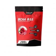 Do4a Lab БЦAA 8:1:1 / 200г / малина