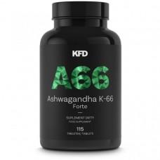 KFD Ashwagandha  K-66 Forte (115 таб)