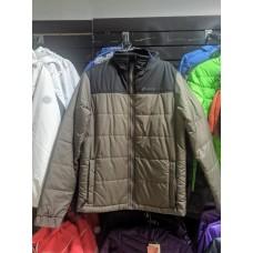 Куртка для мужчин JME107T246 цвет кофейный