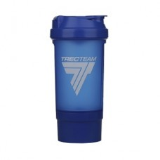 Trec Nutrition Shaker 202 - 0,5 L BLUE # I'M READY