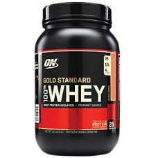 ON 100% Whey Gold Standart,908гр