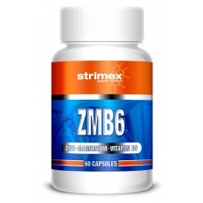 Strimex ZMB6, 60 капсул
